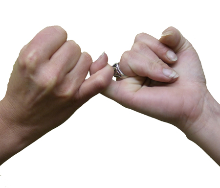 Online marketing strategies for SEO and SMM require a pinky swear between parties