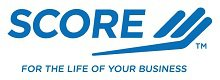 SCORE Business Counseling Association logo.