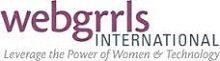 Webgrrls International logo.