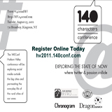 the 140conf Hudson Valley DragonSearch flyer