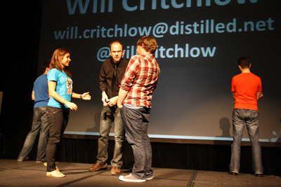 Voting on Head to Head; Rand Fishkin vs. Will Critchlow
