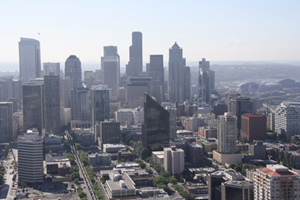 Seattle was the host of SEOmoz's MozCon Seminar