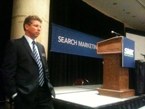 Danny Sullivan at SMX East 2011