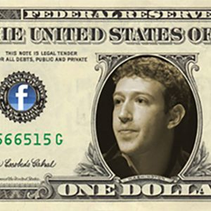 Mark Zuckerberg on the dollar bill. Photo Credit: http://www.consumerwatchdog.org/blog/facebook-money-will-feds-shut-down-facebooks-power-grab-online-currency