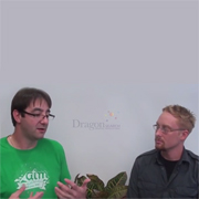 Simon Heseltine and Abe Uchetelle talking about SEO