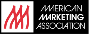 American Marketing Association logo.