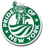 Pride of New York logo.
